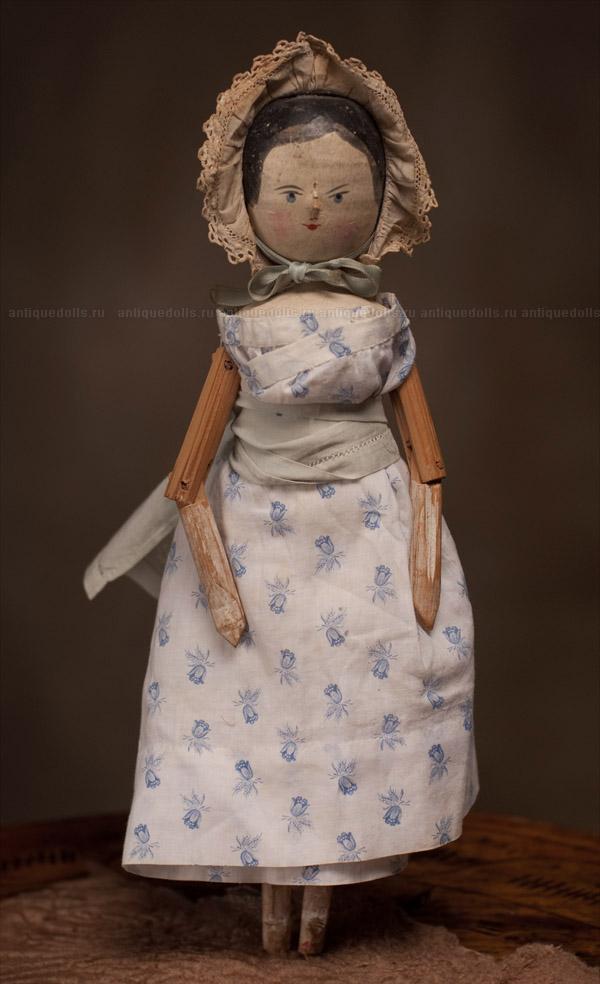 Старинный куклы своими руками