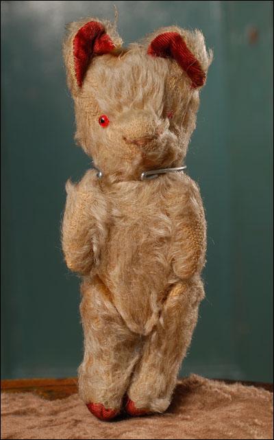 Мишка Тедди, Германия, 1920-1930е годы.