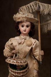 кукла-автомат Jumeau