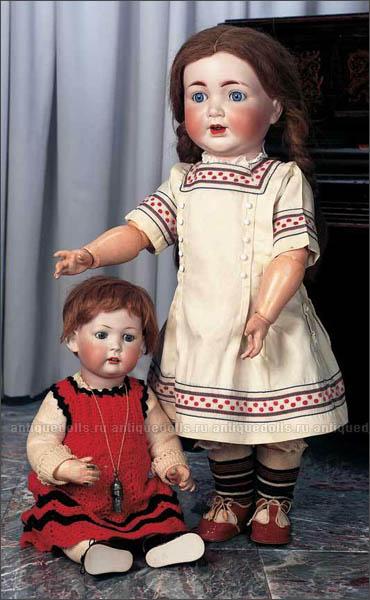 Куклы Armand Marseille