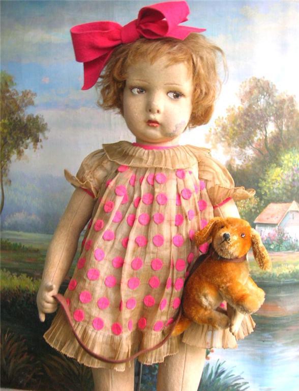 кукла Lenci