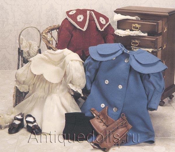 Винтажные куклы и их оригинальная